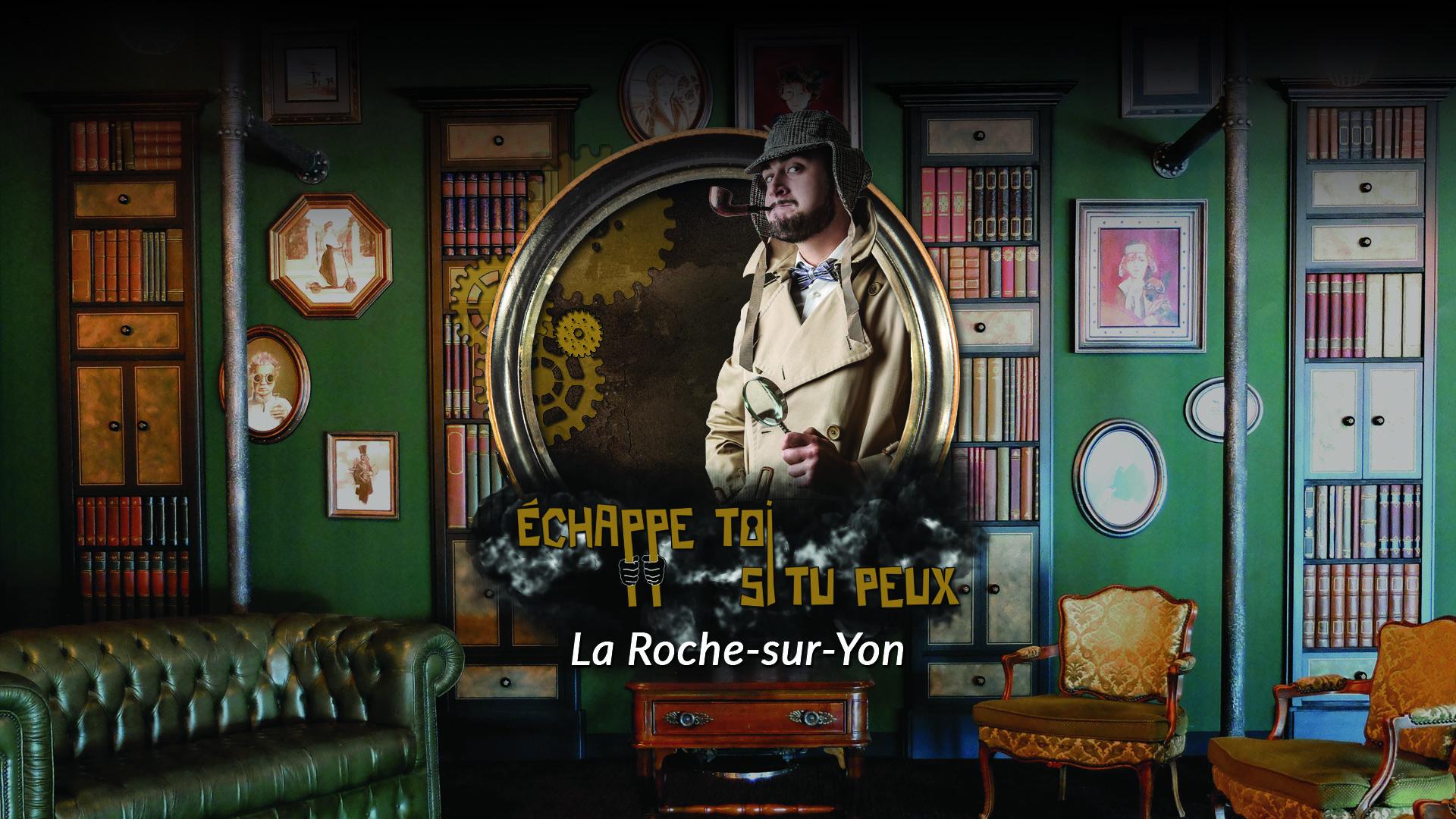 la-roche-sur-yon-echappe-toi-si-tu-peux-1 Motion Design et Animation Graphique  agence communication audiovisuel cholet nantes angers vendée les herbiers la roche sur yon niort