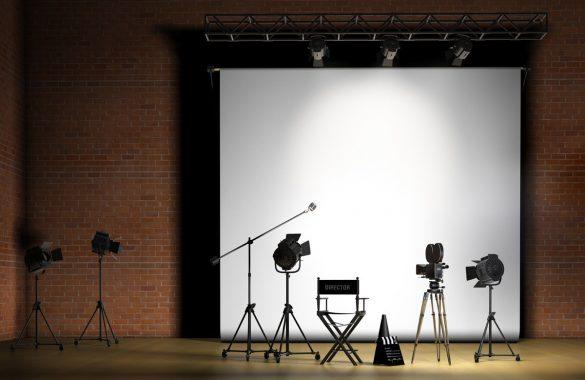 équipement de tournage