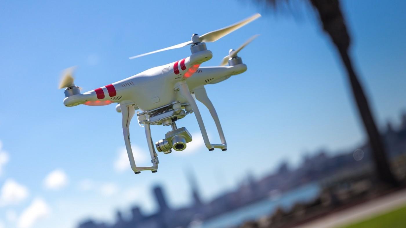 société drone nantes