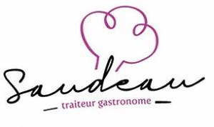 Logo traiteur gastronome Saudeau