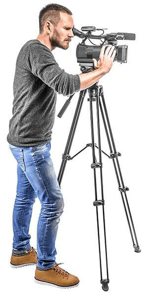 caméraman-cholet-angers NTU Médias - agence de communication audiovisuelle et digitale à Cholet, Angers, Nantes, La Roche-sur-yon  agence communication audiovisuel cholet nantes angers vendée les herbiers la roche sur yon niort
