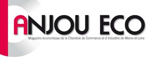 logo_anjoueco NTU Medias dans l'Anjou Eco du dernier trimestre  agence communication audiovisuel cholet nantes angers vendée les herbiers la roche sur yon niort