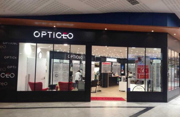 magasin opticeo