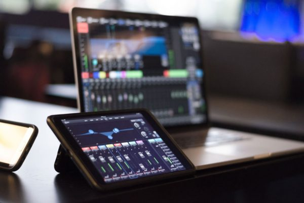 boite de production audiovisuel live